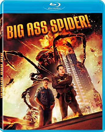 Big Ass Spider 2013 Dual Audio Hindi 720p BluRay 800mb