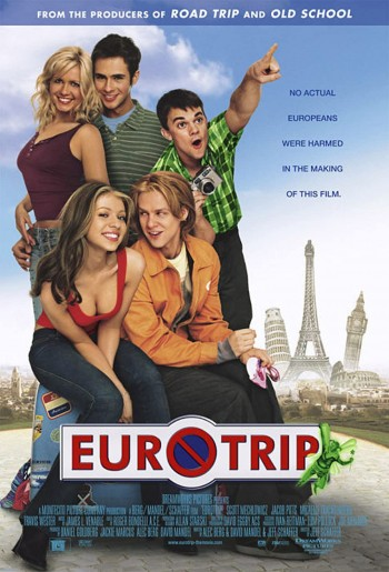 Eurotrip 2004 Dual Audio Hindi English BRRip 720p 480p Movie Download