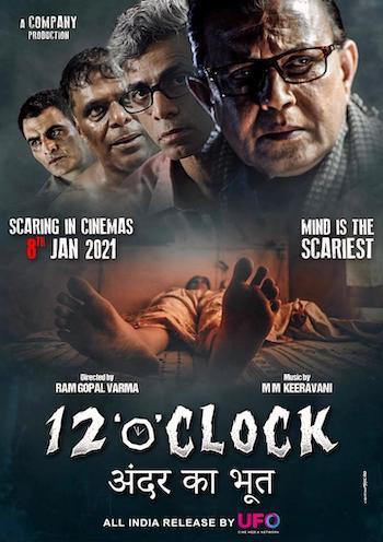 12 O' Clock (2021) Hindi Full Movie Download