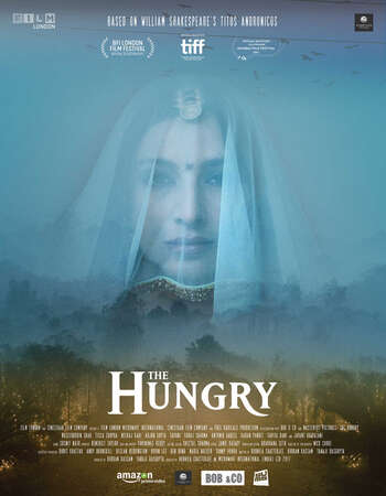 The Hungry 2017 Hindi 300MB HDRip 480p ESubs