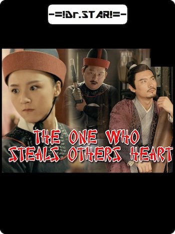 The One Who Steals Others Heart 2018 Dual Audio Hindi 720p WEBRip 800mb
