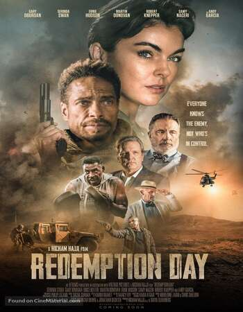Redemption Day 2021 English 300MB Web-DL 480p ESubs