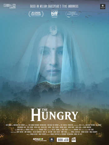 The Hungry 2017 Hindi 480p WEB-DL 300mb