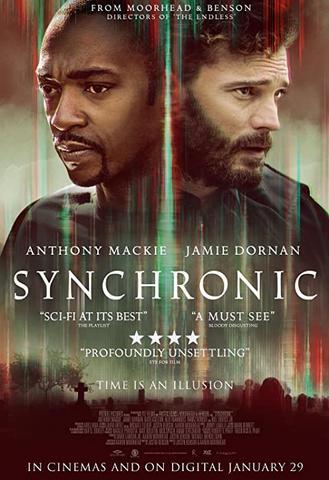 Synchronic 2021 English 480p HDRip x264 300MB ESubs