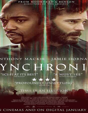 Synchronic 2020 English 720p Web-DL 850MB ESubs
