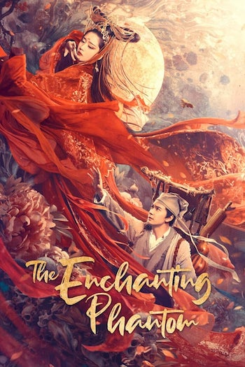 The Enchanting Phantom 2020 Dual Audio Hindi 480p WEB-DL 300mb
