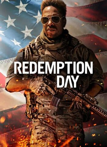 Redemption Day 2021 English 480p HDRip x264 300MB ESubs