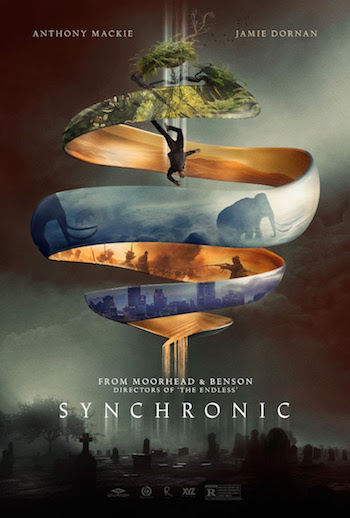 Synchronic 2019 English 720p WEB-DL 800MB ESubs