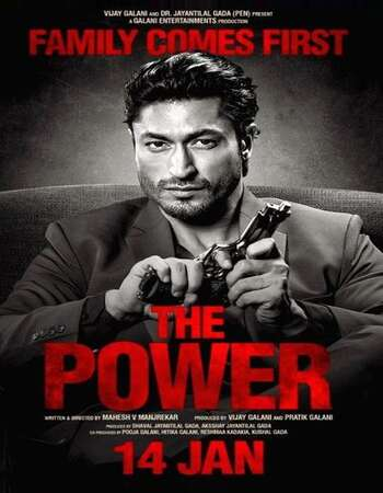 The Power 2021 Hindi 750MB HDRip 720p ESubs HEVC