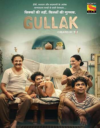 Gullak 2021 Hindi Season 02 Complete 720p HDRip ESubs