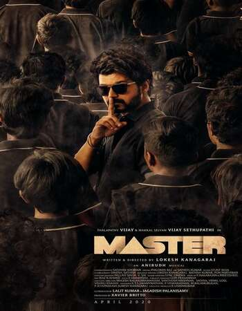 Master 2021 UNCUT Hindi Dual Audio HDRip Full Movie 1080p Free Download