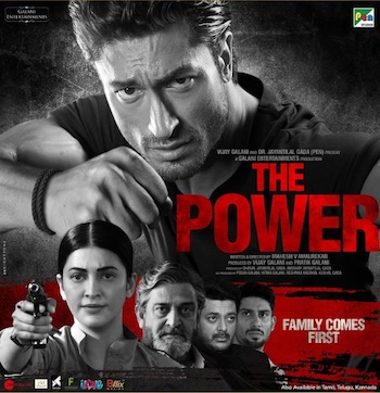 The Power 2021 Hindi 720p WEB-DL 1.1GB
