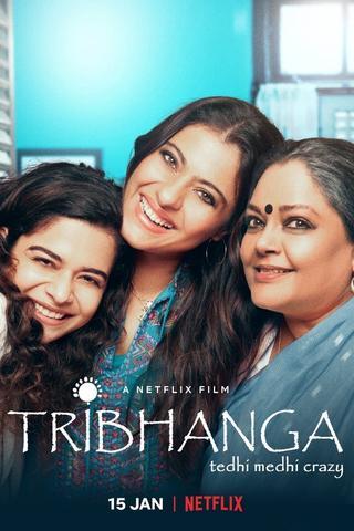 Tribhanga 2021 Hindi 480p HDRip x264 300MB ESubs