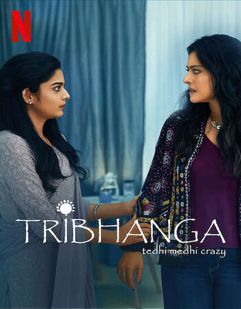 Tribhanga Tedhi Medhi Crazy 2021 Hindi 500MB HDRip 720p MSubs HEVC