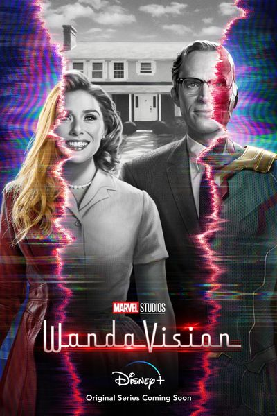 WandaVision 2021 S01 Complete English 720p Web-DL MSubs