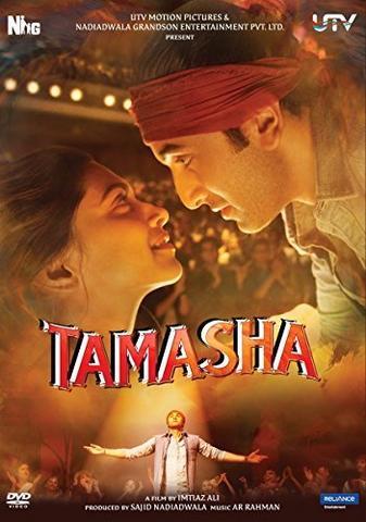 Tamasha 2015 Hindi 480p BluRay x264 400MB ESubs