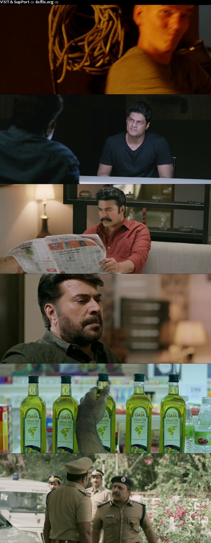 Babbar The Police 2021 Full Movie Hindi Dubbed 720p 480p HDRip