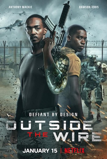 Outside The Wire 2021 Dual Audio Hindi 480p WEB-DL 350mb