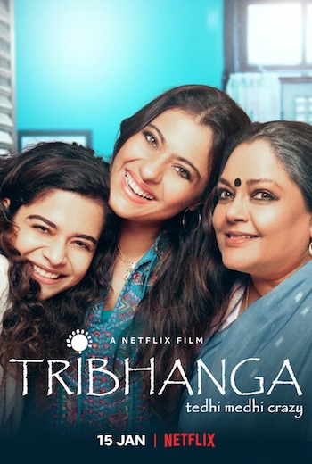 Tribhanga – Tedhi Medhi Crazy 2021 Hindi 720p WEB-DL 800MB