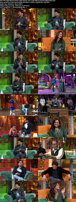 The Kapil Sharma Show 16 January 2021 Episode 175 Web-DL 720p 480p