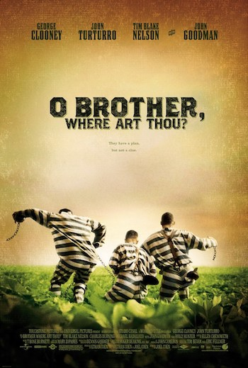 O Brother Where Art Thou? 2000 Hindi Dual Audio BRRip Full Movie 480p Download