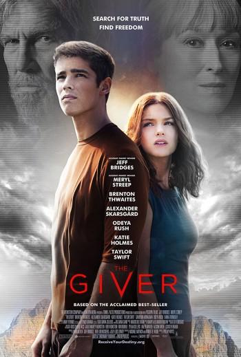 The Giver 2014 Dual Audio Hindi English BRRip 720p 480p Movie Download