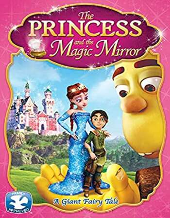 The Princess and the Magic Mirror 2014 Hindi Dual Audio 250MB BluRay 480p