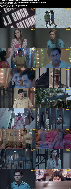 Virgin Suspect 2021 Hindi Part 2 ULLU WEB Series 720p HDRip x264