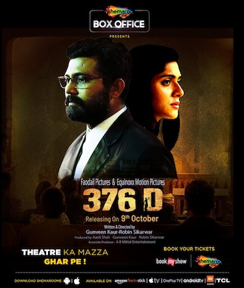 376 D (2020) Hindi 720p WEB-DL 950mb