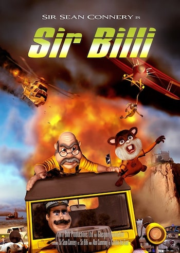 Sir Billi 2012 Dual Audio Hindi 720p WEBRip 900mb