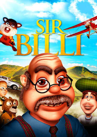 Sir Billi 2012 Dual Audio Hindi 480p WEB-DL x264 300MB ESubs