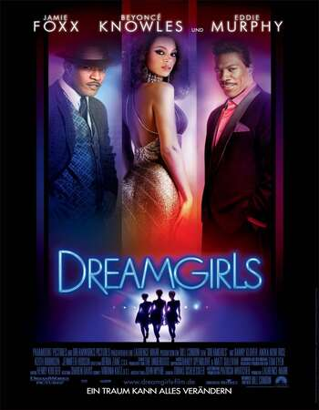 Dreamgirls 2006 Hindi Dual Audio 720p BluRay ESubs