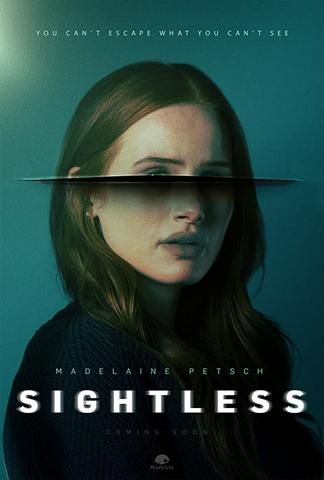 Sightless 2020 Dual Audio Hindi 480p WEB-DL x264 300MB ESubs