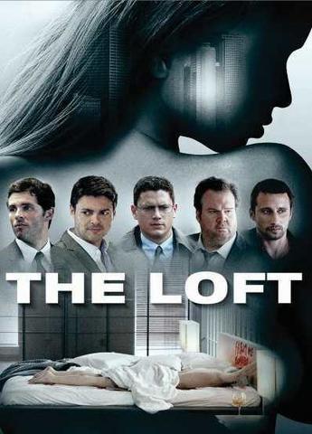 The Loft 2014 UNRATED Hindi Dubbed (Fan Dub) 480p BluRay x264 300MB
