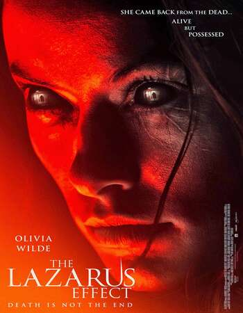 The Lazarus Effect 2015 Hindi Dual Audio 280MB BluRay 480p ESubs
