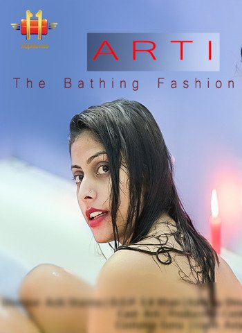 18+ Bathing of Arti 2021 11UpMovies Hindi Hot Video 720p HDRip x264 100MB