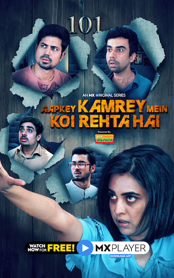 Aapke Kamrey Mein Koi Hai 2021 S01 Hindi 720p WEB-DL 650mb