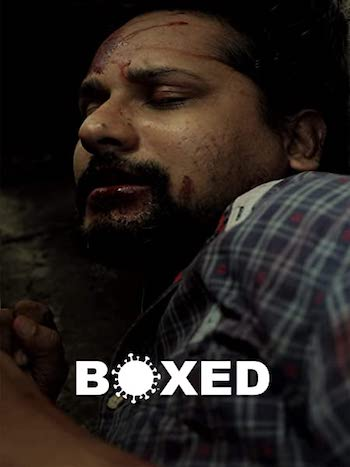 Boxed 2021 Hindi 300MB HDRip 480p ESubs