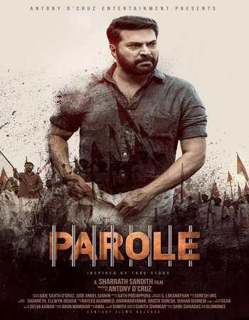 Parole 2018 Hindi Dual Audio 700MB UNCUT HDRip 720p HEVC