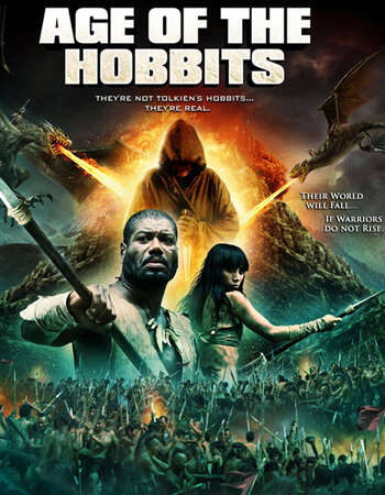 Age of the Hobbits 2012 Hindi Dual Audio 720p BluRay ESubs