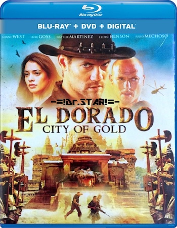 El Dorado – City of Gold 2010 Dual Audio Hindi 720p BluRay 1GB
