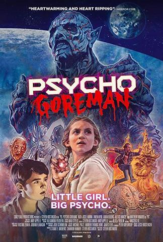 Psycho Goreman 2021 English 480p HDRip x264 300MB ESubs