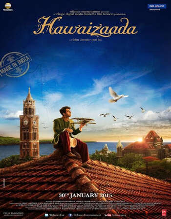 Hawaizaada 2015 Hindi 350MB HDRip 480p