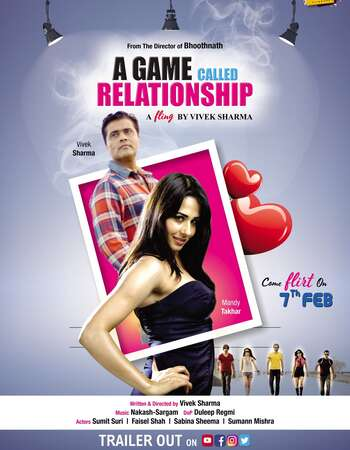 A Game Called Relationship 2020 Hindi 720p HDRip x264