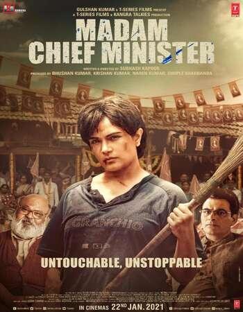 Madam Chief Minister 2021 Hindi Full Movie Download