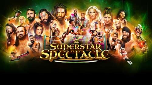 WWE Superstar Spectacle 26th January 2021 720p 400MB PPV WEBRip 480p