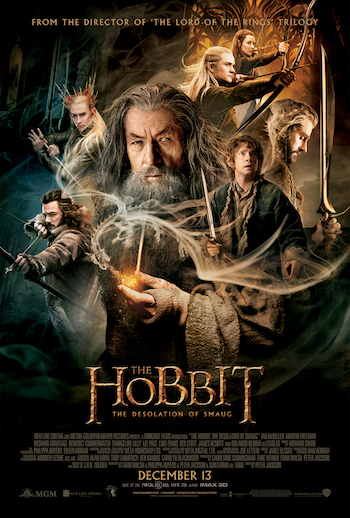 Age of the Hobbits 2012 Dual Audio Hindi 480p BluRay 280mb
