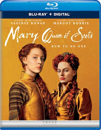 Mary Queen of Scots 2018 Dual Audio Hindi 720p BluRay 1GB