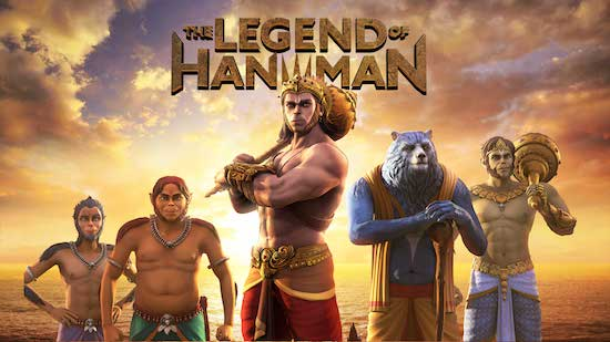 The Legend of Hanuman 2021 S01 Hindi 720p WEB-DL 2.5GB