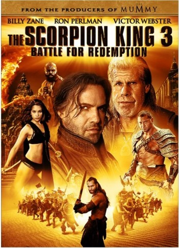 The Scorpion King 3 – Battle For Redemption 2012 Dual Audio Hindi English BRRip 720p 480p Movie Download